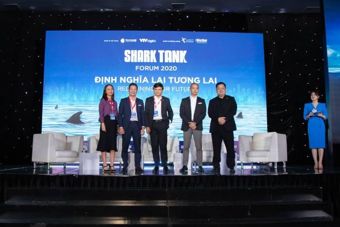 Cen Homes tài trợ Shark Tank Forum 2020