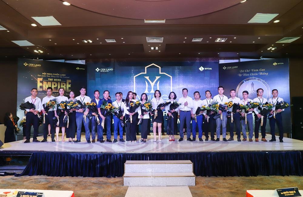 Hội nghị chiến lược CenLand CenGroup