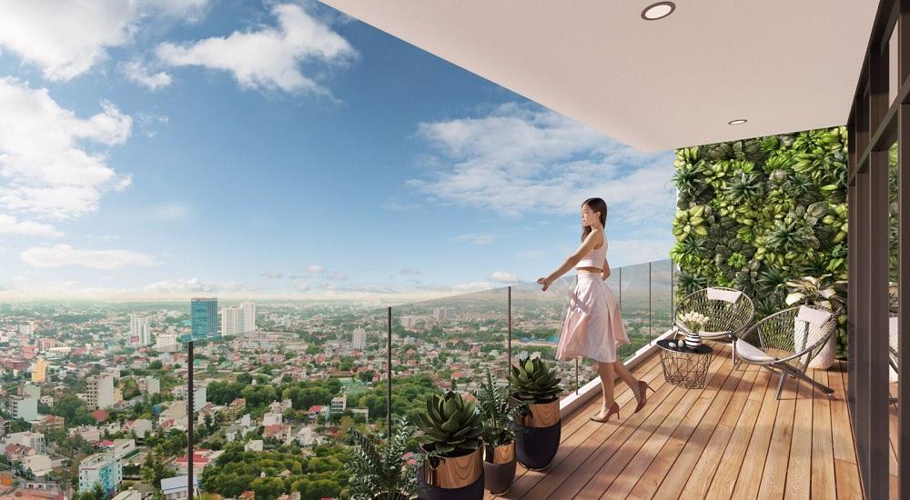 cengroup, cenland căn hộ cao cấp c-sky view