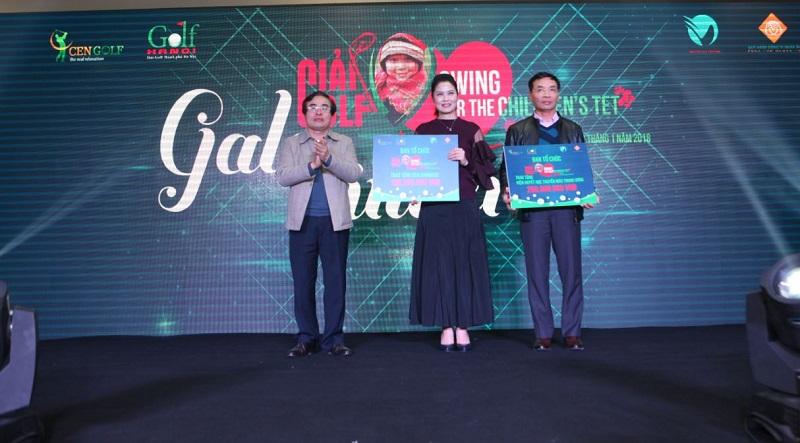 Giải golf từ thiện 2018 cengroup cenland