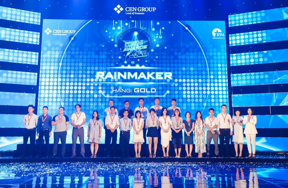 cen awards 6 tháng đầu năm 2019
