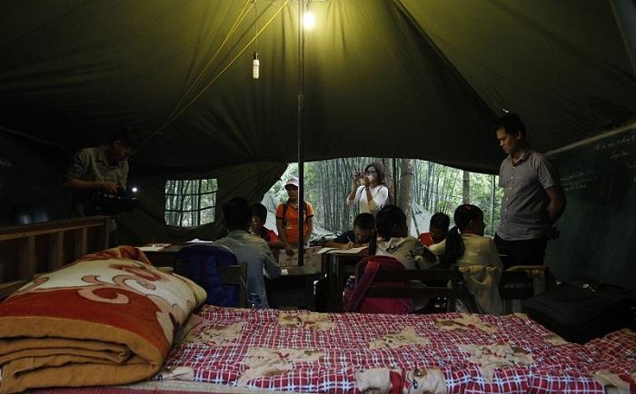 quỹ hành động vì nhân ái CenGroup từ thiện hòa bình