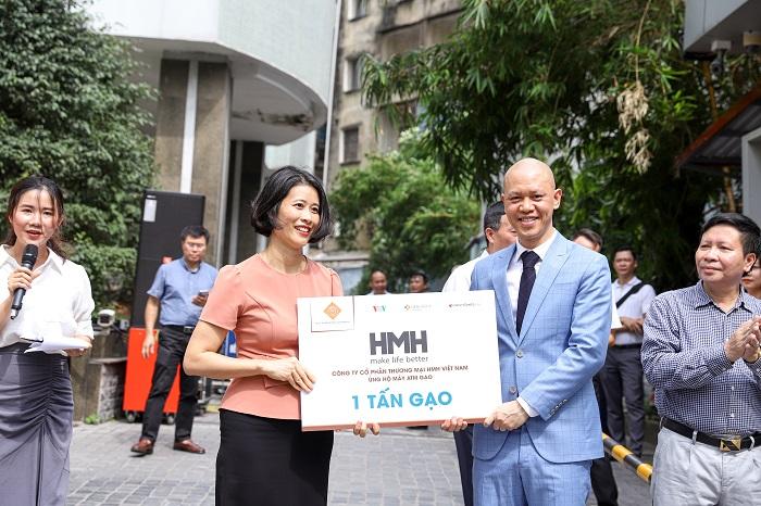 CenGroup khởi động cây ATM gạo